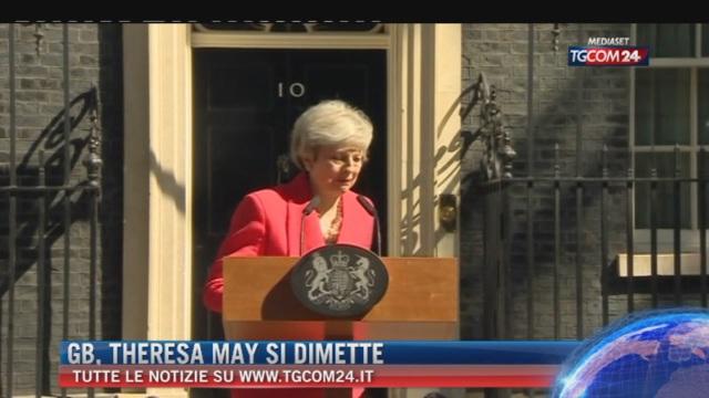 Breaking News delle ore 16.00: 'Gb, Theresa May si dimette'