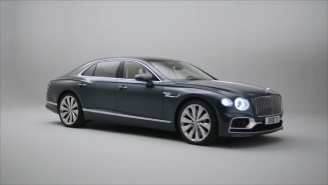 Bentley nuova Flying Spur