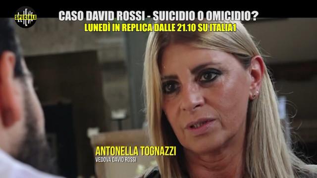David Rossi: suicidio o omicidio? Lunedì 12 su Italia1 dalle 21.10 lo Speciale Le Iene