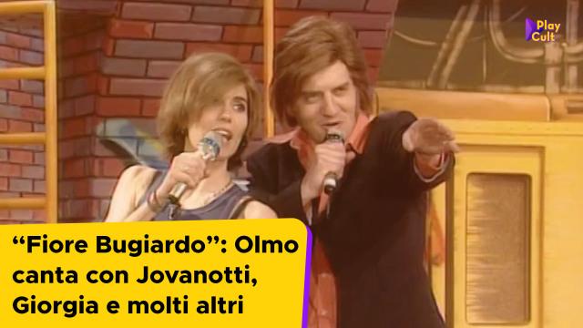 'Fiore bugiardo': Olmo canta con Jovanotti, Giorgia e molti altri