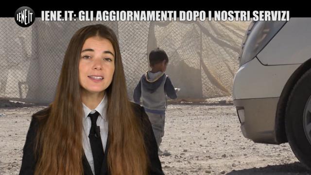 Aggiornamenti Iene.it: Alvin ancora solo in Siria, Conte e Di Maio rispondete al nostro appello!