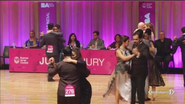 Buenos Aires, sfida all'ultimo tango