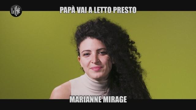 INTERVISTA: Marianne Mirage: l'amore finito e il sesso ideale