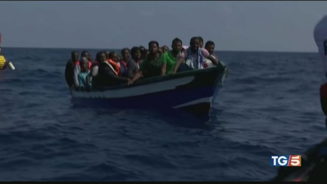 Ripresa l'emergenza migranti