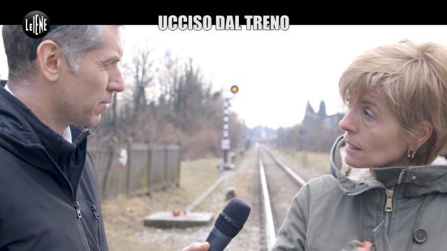 AGRESTI: Investito dal treno, i familiari: 'vogliamo risposte'