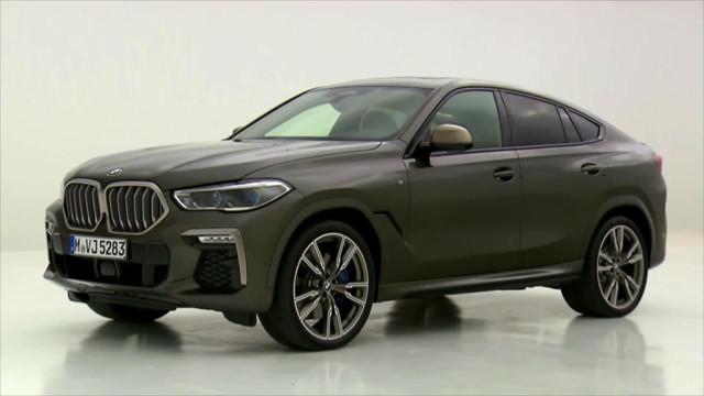 BMW X6 terza generazione