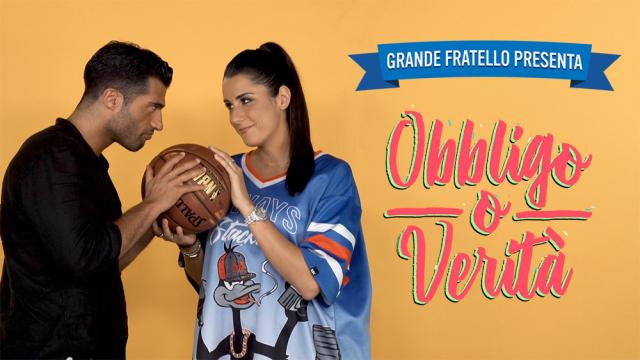 Valentina Vignali e Michael Terlizzi si sfidano a basket a 'Obbligo o Verità'