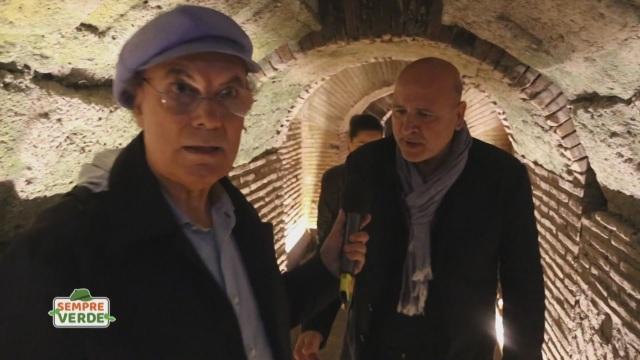Nei sotterranei di Napoli, dove passò anche Nerone