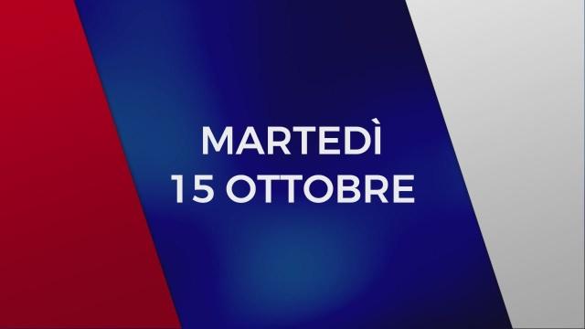 Stasera in Tv sulle reti Mediaset, 15 ottobre