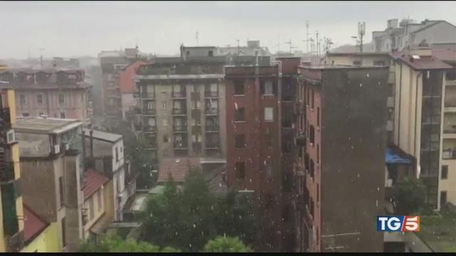 Il maltempo colpisce nuovamente l'Italia