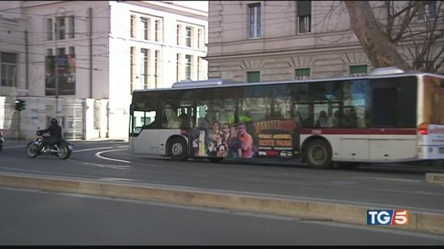 Bus turchi per la Capitale