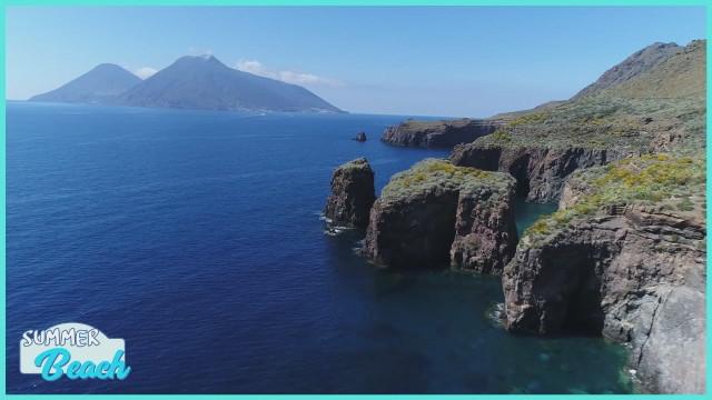 Tgcom - Alla scoperta delle Isole Eolie