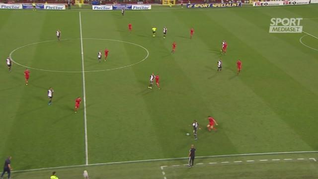 Dybala, gol e rigore fallito a Trieste