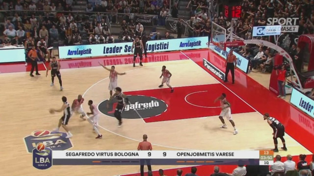 Bologna vince sempre
