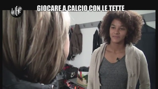 Calcio Femminile: Sara Gama, capitano della nazionale