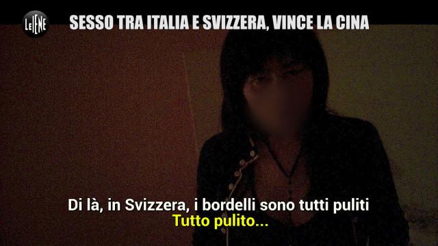 CORDARO: Prostituzione: Italia o Svizzera? Vince la Cina!