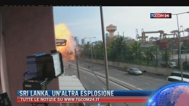 Breaking News delle ore 14.00: 'Sri Lanka, un'altra esplosione'