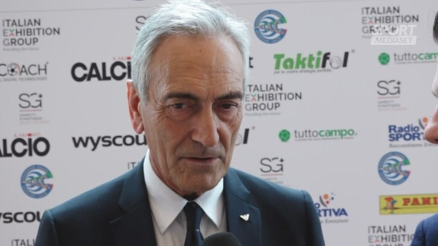 Gravina: 'Porte aperte a Totti'