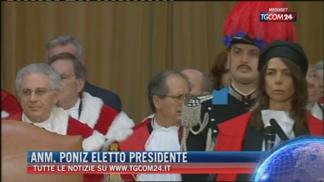 Breaking News delle ore 21.30: Anm, Ponzi eletto presidente