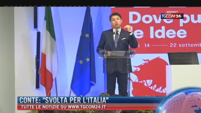 Breaking News delle ore 14.00; Conte: 'Svolta per l'Italia'