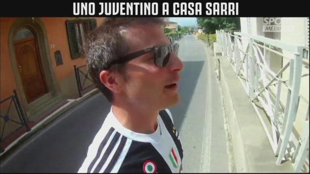 Papà Sarri: 'Non lo mollano'