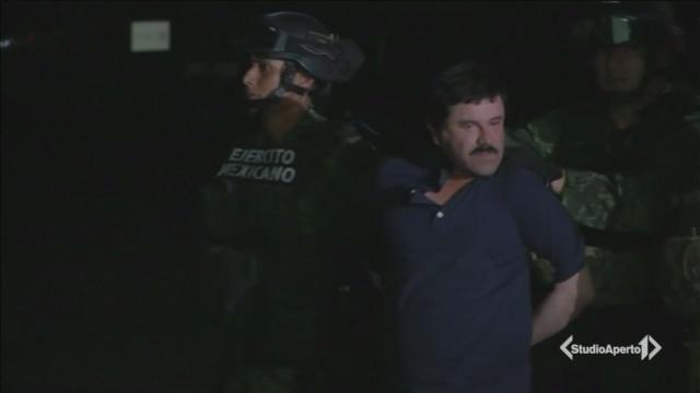 Condannato El Capo, re della droga