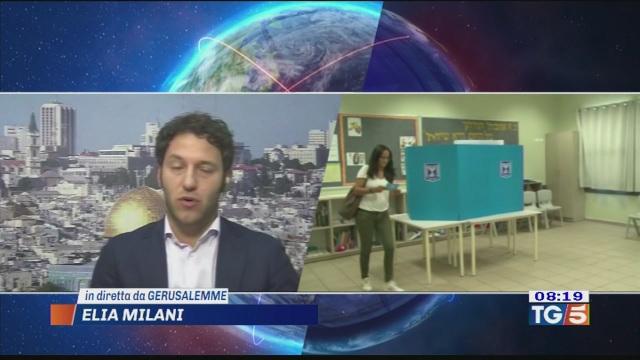 Elezioni Israele è testa a testa