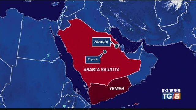 Attacchi raffinerie, gli Usa accusano l'Iran