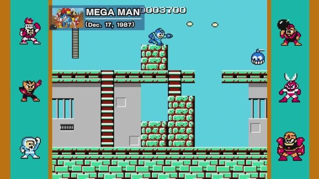 I 30 anni di Mega Man