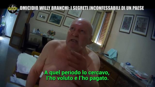 MONTELEONE: Speciale Willy Branchi/5: l'assassino, i testimoni e quella lettera