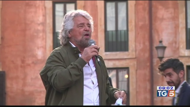 5stelle: basta Salvini Lega: no governo-truffa