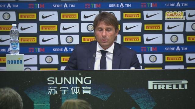 Inter, Conte: 'Non ci saranno passeggiate'