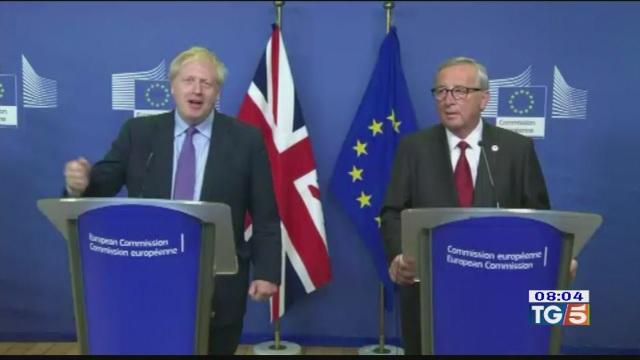 Brexit c'è l'ok il parlamento inglese?
