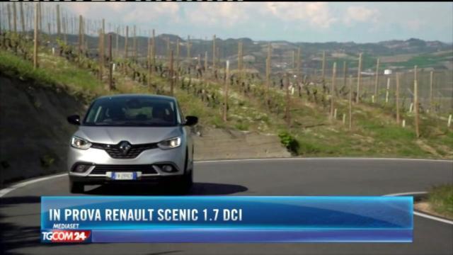 In prova la Renault Scenic 1.7 dCI