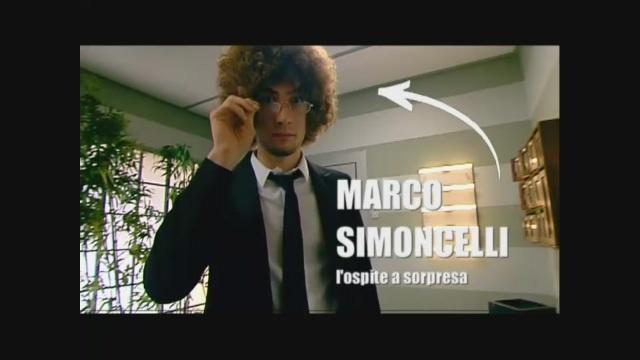 2009: Marco Simoncelli è il Dottor Patacca a Buona la prima