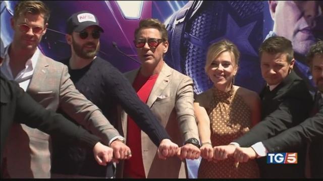 'Avengers Endgame' batte tutti i record