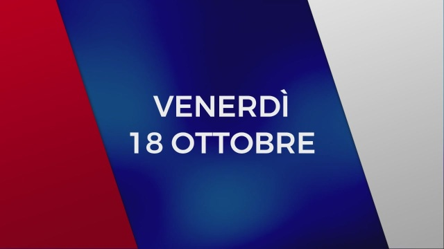 Stasera in Tv sulle reti Mediaset, 18 ottobre