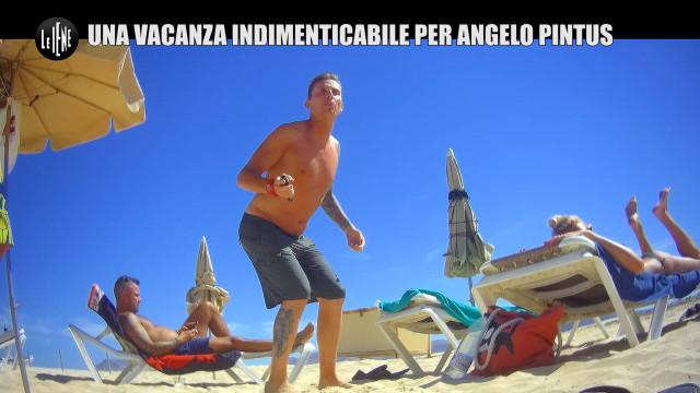CORTI E ONNIS: Lo scherzo ad Angelo Pintus: c'è un intruso in casa sua!
