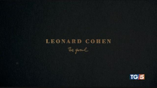 Un inedito di Leonard Cohen: 'The goal'