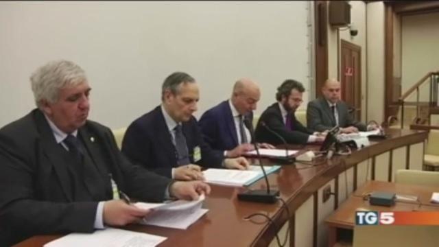 Caso ong oggi audizione al senato video virgilio for Leggi approvate oggi al senato