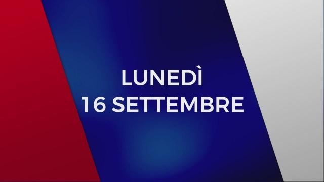 Stasera in Tv sulle reti Mediaset, 16 settembre