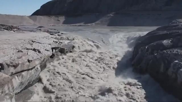 Groenlandia: lo scioglimento dei ghiacciai