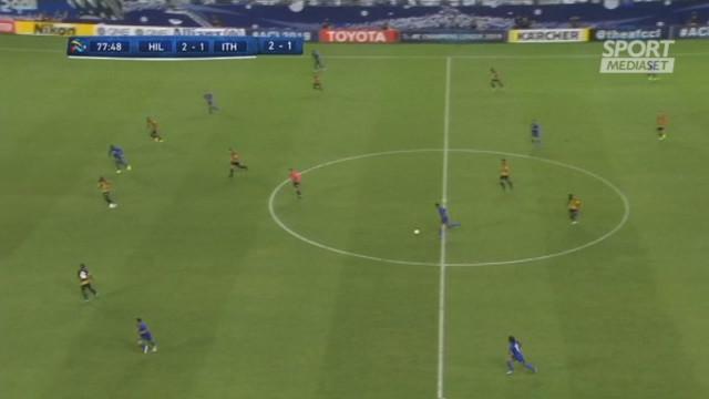 Champions Asia: che gol Giovinco