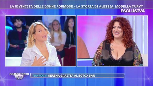 Alessia Tiozzo: 'Io, modella curvy'
