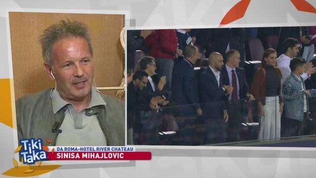 Mihailovic: 'Nessun contatto con la Juve'