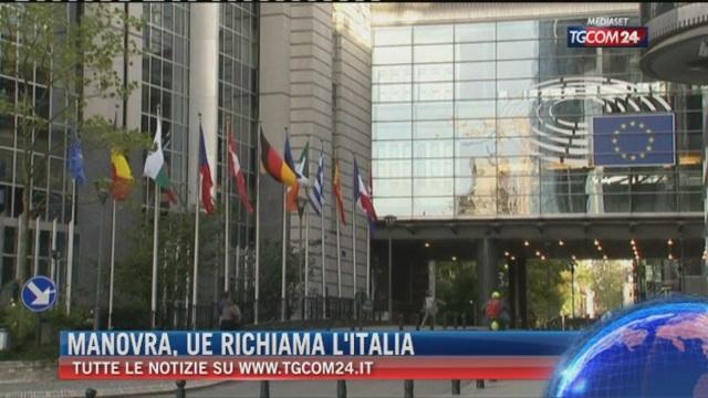 Breaking News dele ore 21.30: Manovra, Ue richiama l'Italia