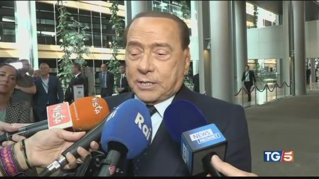 Berlusconi: è governo delle quattro sinistre