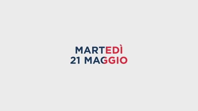 Stasera in Tv sulle reti Mediaset, 21 maggio