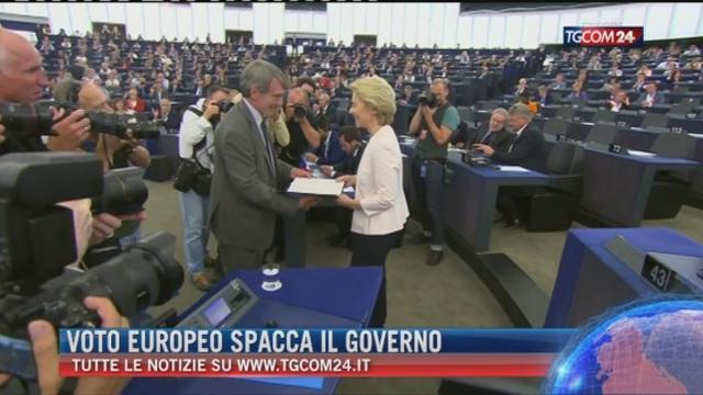 Breaking News delle ore 21.30: Voto europeo spacca il governo