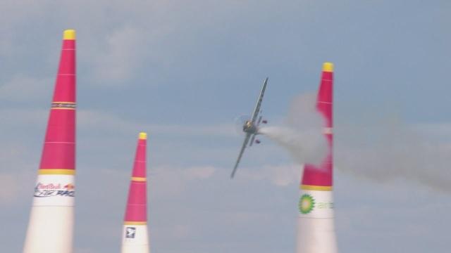 Impresa Dario Costa: primo italiano a vincere la Red Bull Air Race
